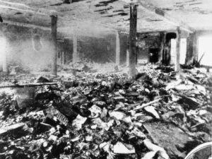 Incêndio na fábrica em NY matou mulheres