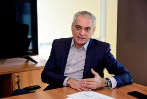 José Alves de Freitas Neto, coordenador executivo da Comvest